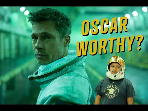 Will Ad Astra Earn Brad Pitt His Oscar? | Coog Cinema Reviews