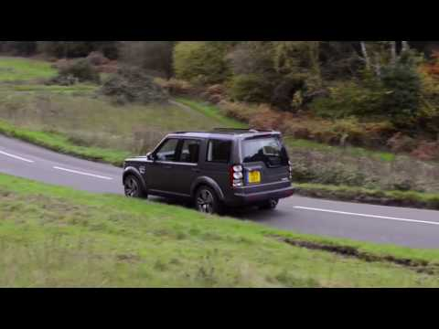 Car Review: Land Rover Discovery 4 HSE LUX