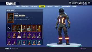 FORTNITE | SELLING SKULL TROOPER ACCOUNT (350$ PAYPAL)