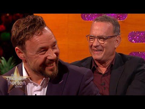 "Stephen Graham Taught Tom Hanks To Speak ""Scouse"" | The Graham Norton Show"