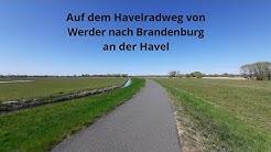 Auf geht's: Havelradweg von Werder bis Brandenburg and der Havel
