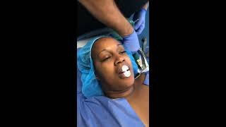 General Anesthesia live streamed