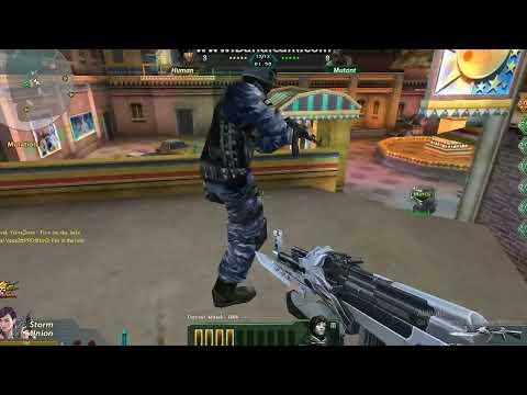 Global Strike. AK47-Honor and Colt Python