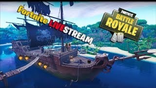 LIVE Fortnite {NL} | Custom Matchmaking + VBUCKS GIVEAWAY #8