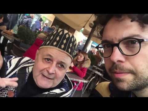"""Sanremo 2017, Maria De Filippi e il """"Duce Puffo"""": Intervista semi-seria al Divino Otelma"""