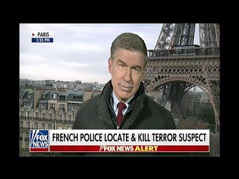 The News From France - Terror Suspect Killed - Yellow Vest Protests Will Continue