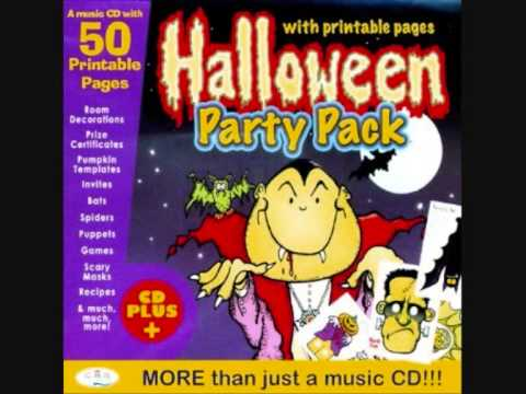 Halloween Party Pack - Witch Doctor