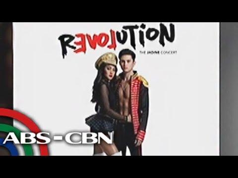 UKG: 'Revolution' concert poster ng JaDine, inilabas na