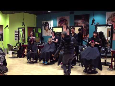 Harlem Shake Schardein Hair Salon