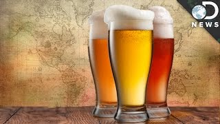 How Beer Made The Modern World