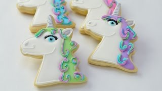 UNICORN COOKIES, HANIELA'S