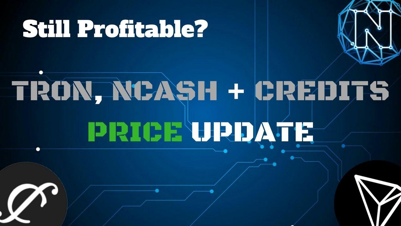 TRON TRX NUCLEUS VISION NCASH PRICE PREDICTION! CRASH OVER