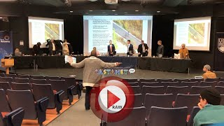 Mayor confronted at council
