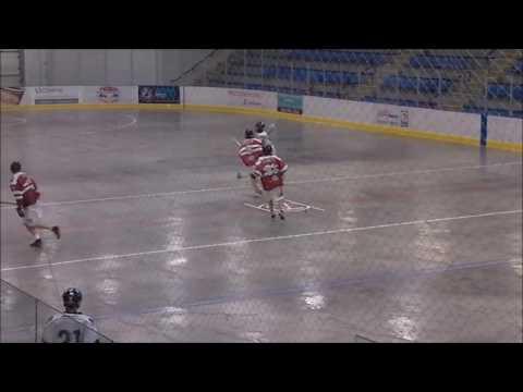 Fort Saskatchewan Jr B Tier 1 Rebels   Game 15 v Manitoba Blizzard