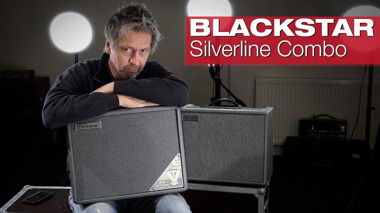 BLACKSTAR Silverline Standard Combo