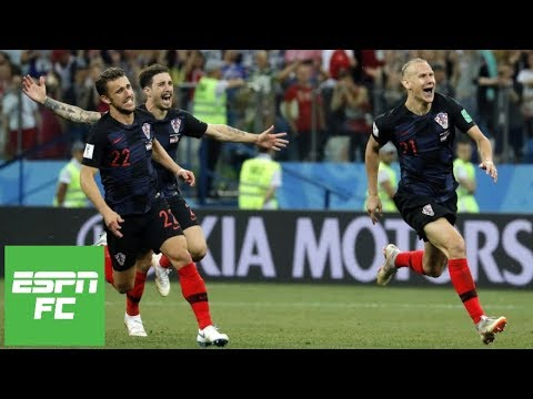 Croatia beats Denmark in penalty shootout: Are they bound for World Cup semis or more?   ESPN FC