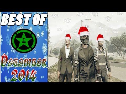 Best of... Achievement Hunter December 2014