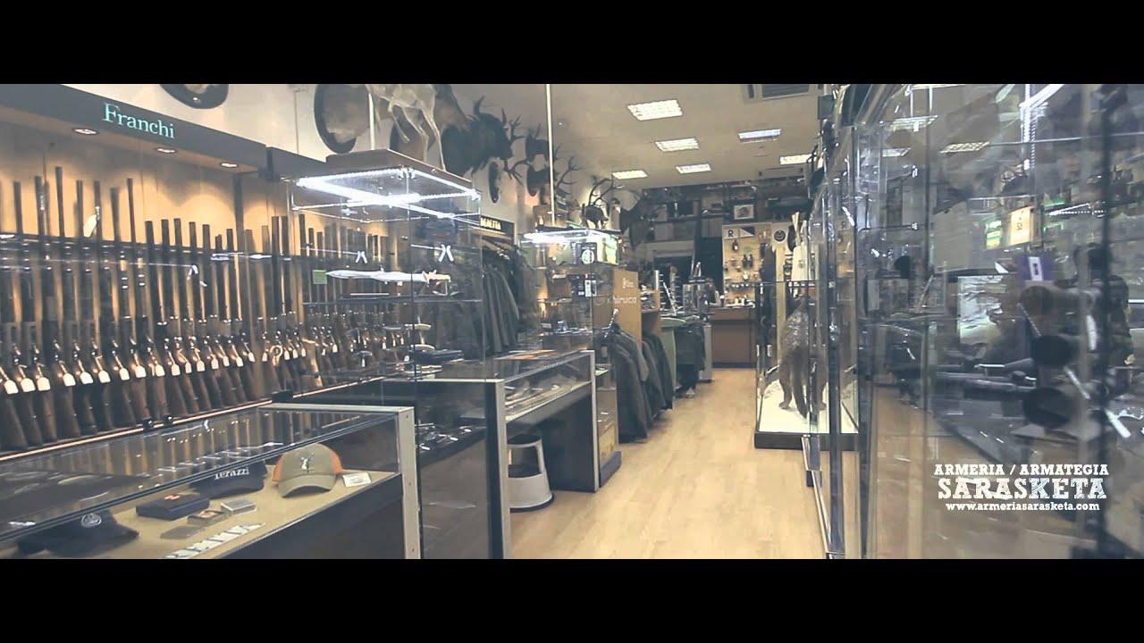 Armeria sarasketa tienda online de caza art culos para - Articulos de caza milanuncios ...
