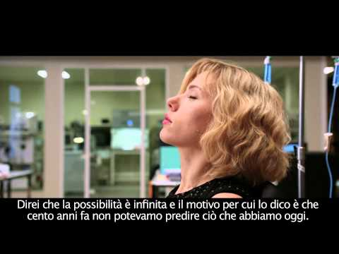 Lucy di Luc Besson con Scarlett Johansson - Le capacità della mente (sottotitoli in italiano)