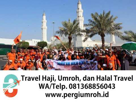 Gambar travel umroh ibnu hajar