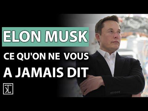 Elon Musk : Ce qu'on ne vous a jamais dit sur  l'origine de sa richesse !