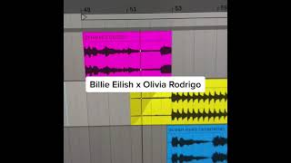 Billie Eilish x Olivia Rodrigo - Ocean Eyes x Drivers License (Carneyval Mashup)
