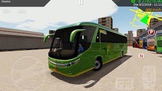 Skin pássaro verde heavy bus simulator ( viaggio g7)