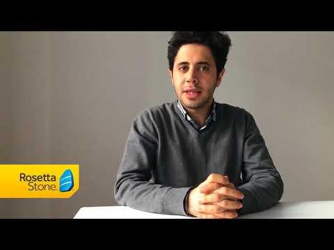 İngilizce Öğrenen Hakan / Rosetta Stone Türkiye