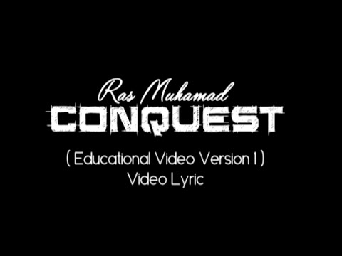 Ras Muhamad - Conquest (fan made lyric video)