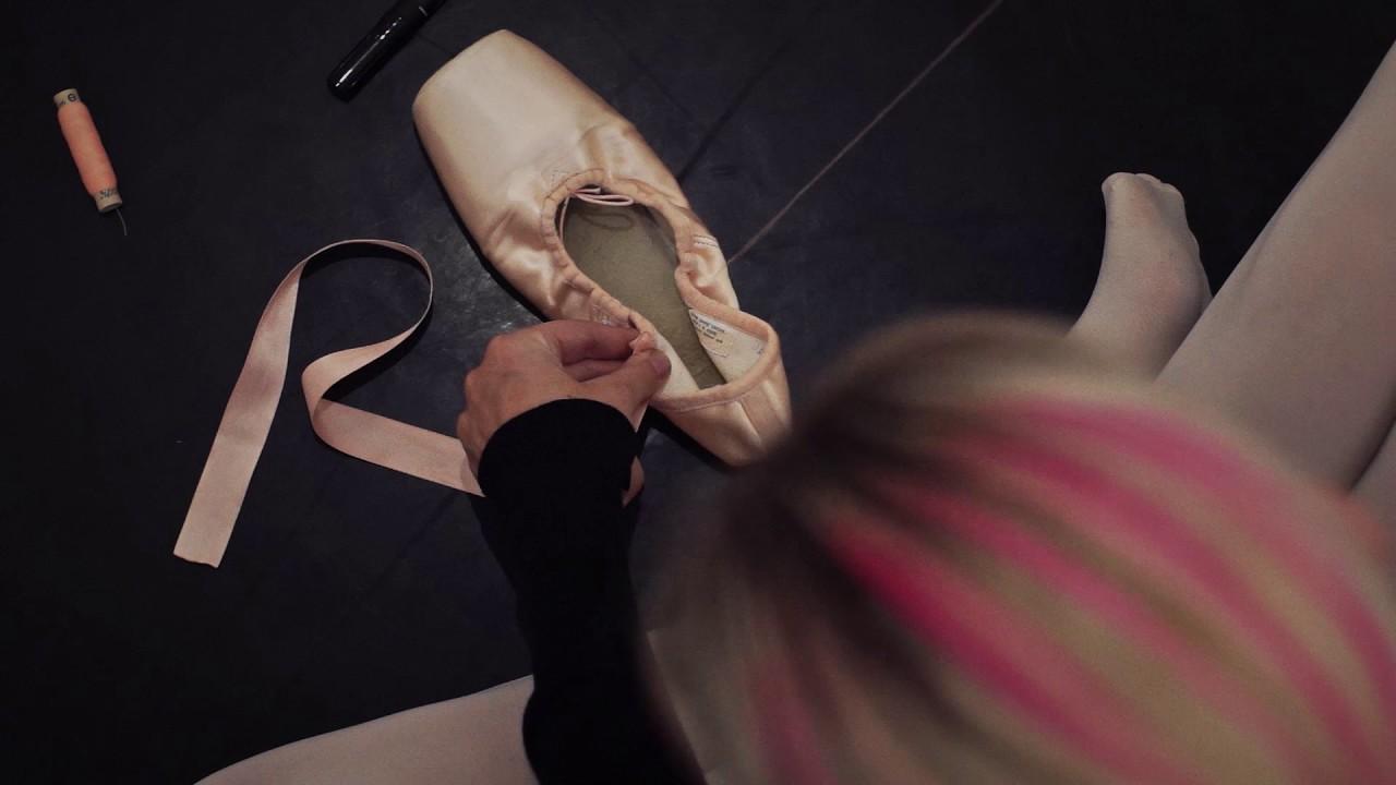 29119334e169 Moje baletní boty - Pracovní postup (GML VŠE) - YouTube