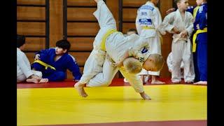 ТАТАМИ 2 День 2 Краевые соревнования по дзюдо в Новороссийске 2010-2011 гг.р.