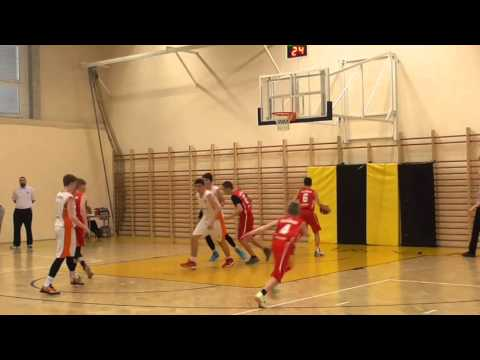 KK Flash Beograd - Inter Bratislava 1. félidő