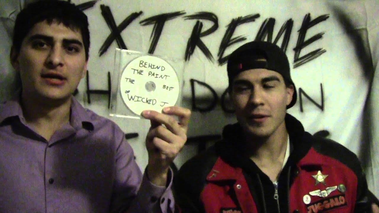 Best Of Backyard Wrestling esw backyard wrestling - behind the paint: the best of wicked j dvd