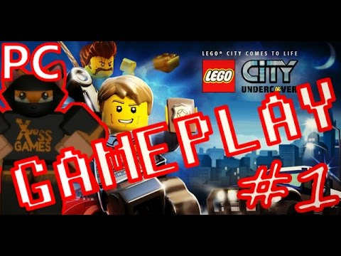 LEGO City Undercover - Gameplay PC Version | Ultra Settings | Fix Video Settings