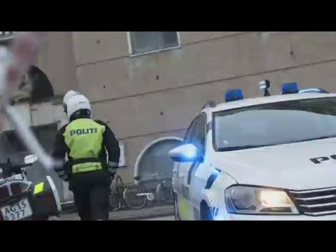 Police shoot and kill a man in Copenhagen