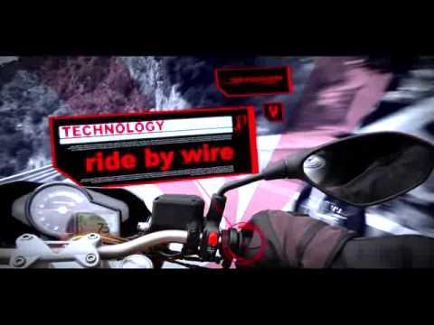 Aprilia Shiver 750 - official video