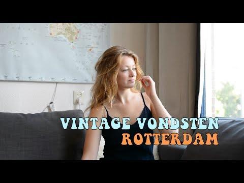 Vintage vondsten Rotterdam - HAUL