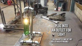 Yuengling Lamp