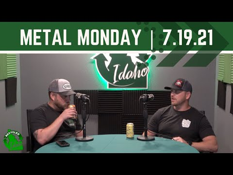 Metal Monday Episode #29 With Nick and Brett, July 19, 2021