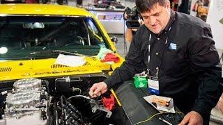 REPLAY: RoadKill Live! Day 3 - Crusher Camaro Engine Swap at PRI