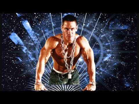 John Cena Old WWE Theme Sg Basic Thuganomics With Arena Effects