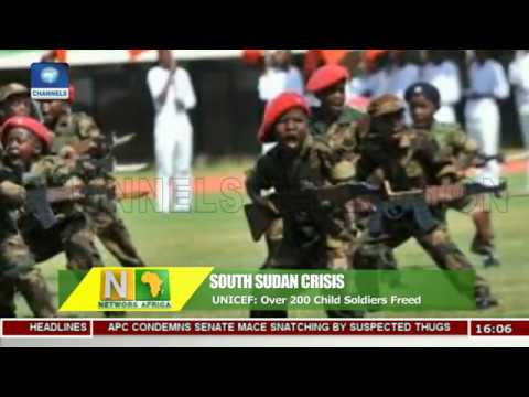 African Affairs Analyst On S Sudan Child Soldiers,Senate Inv