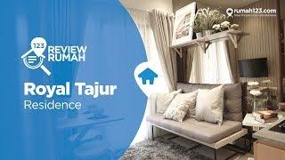 Gambar cover #123ReviewRumah – Apartemen Royal Tajur Residence