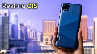 Что может смартфон за $130? Обзор и опыт использования доступного Realme C15