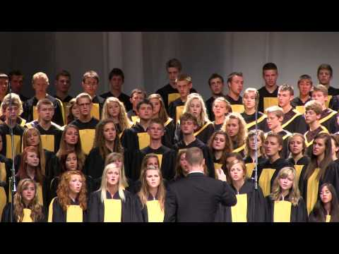 God of Grace and God of Laughter.  Combined Choirs Concert