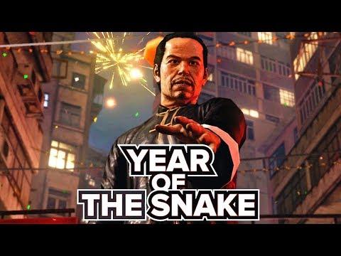 Year of the Snake 01: O Mundo vai Acabar! (Sleeping Dogs)