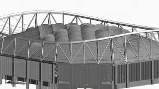 Skyline, jumbrotron highlight big changes to Carrier Dome renovation