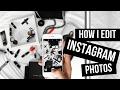 How I edit my Instagram Photos: Minimal/Black & White