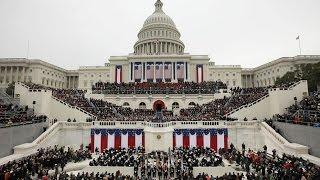 Инаугурация Трампа президента США видео смотреть на русском. Трансляция Онлайн.