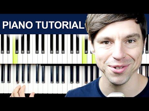 Requiem for a Dream Piano - Piano Tutorial - Klavier lernen - Lux Aeterna